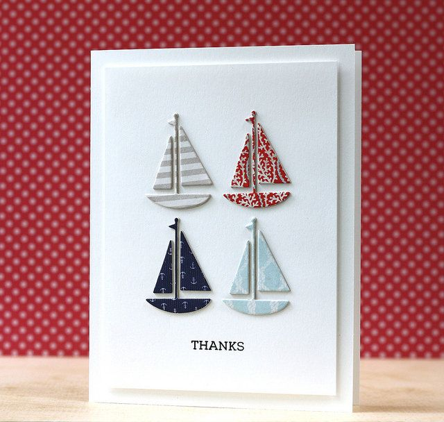 Stamps For Card Making Ideas Part - 26: Love This Clean And Simple Card By Laura Bassen Using The July 2015 Card  Kit By