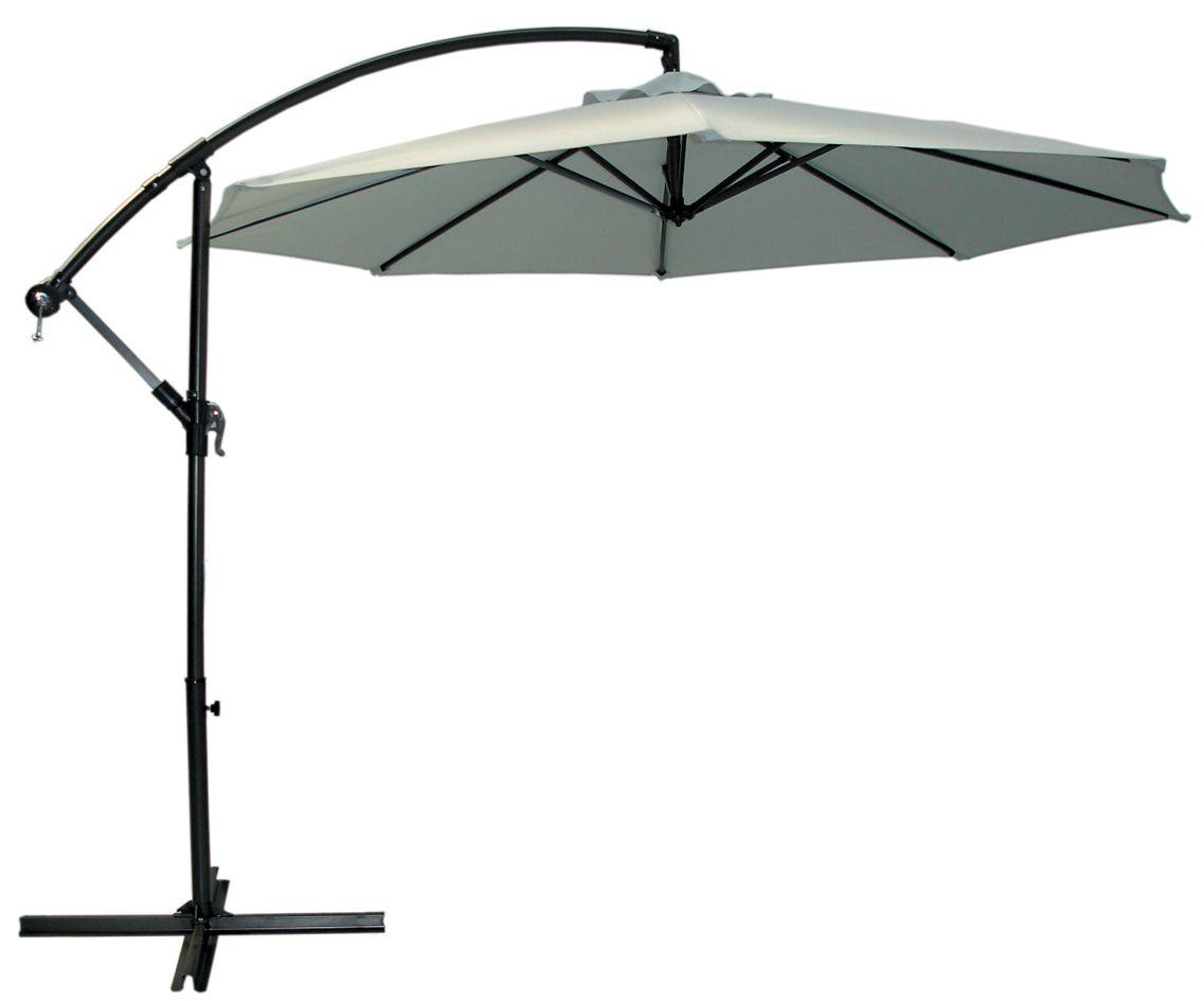 Parasol Lateral Aluminio #parasol #sombrilla #jardin | Jardín ...