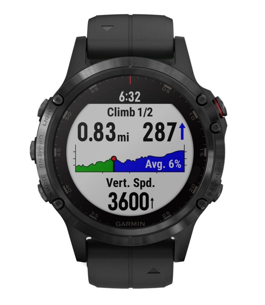 Garmin Fenix 5 Plus GPS Fitness Watch in 2019   Products   Smart