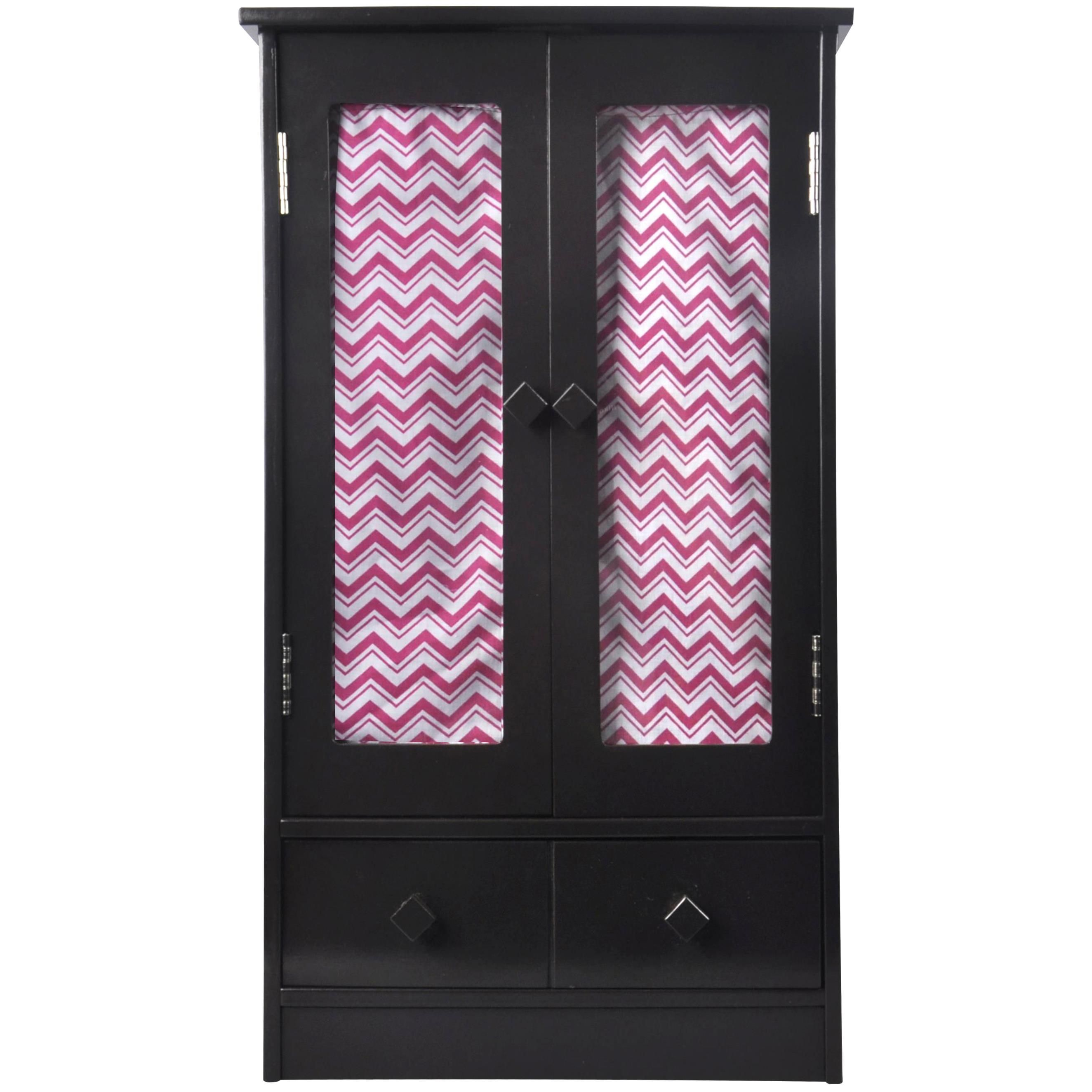 18 Inch Doll Armoire   $36.75   Use Ojcommerce Coupon Code NH10 For 10%  Discount
