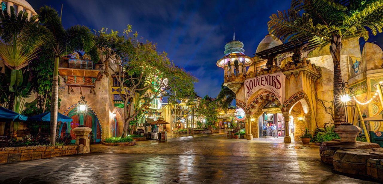 Port of Entry #3 Universal Island's of Adventure Top 10 Parcs à Thème