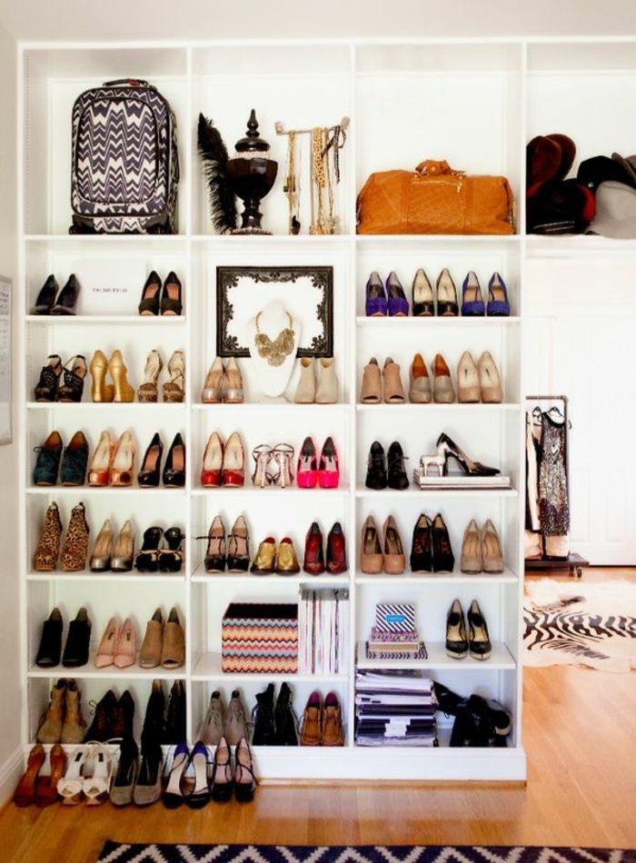 Decouvrir Les Meubles A Chaussures En 50 Photos Meuble Chaussure Idee Rangement Chaussure Mobilier De Salon