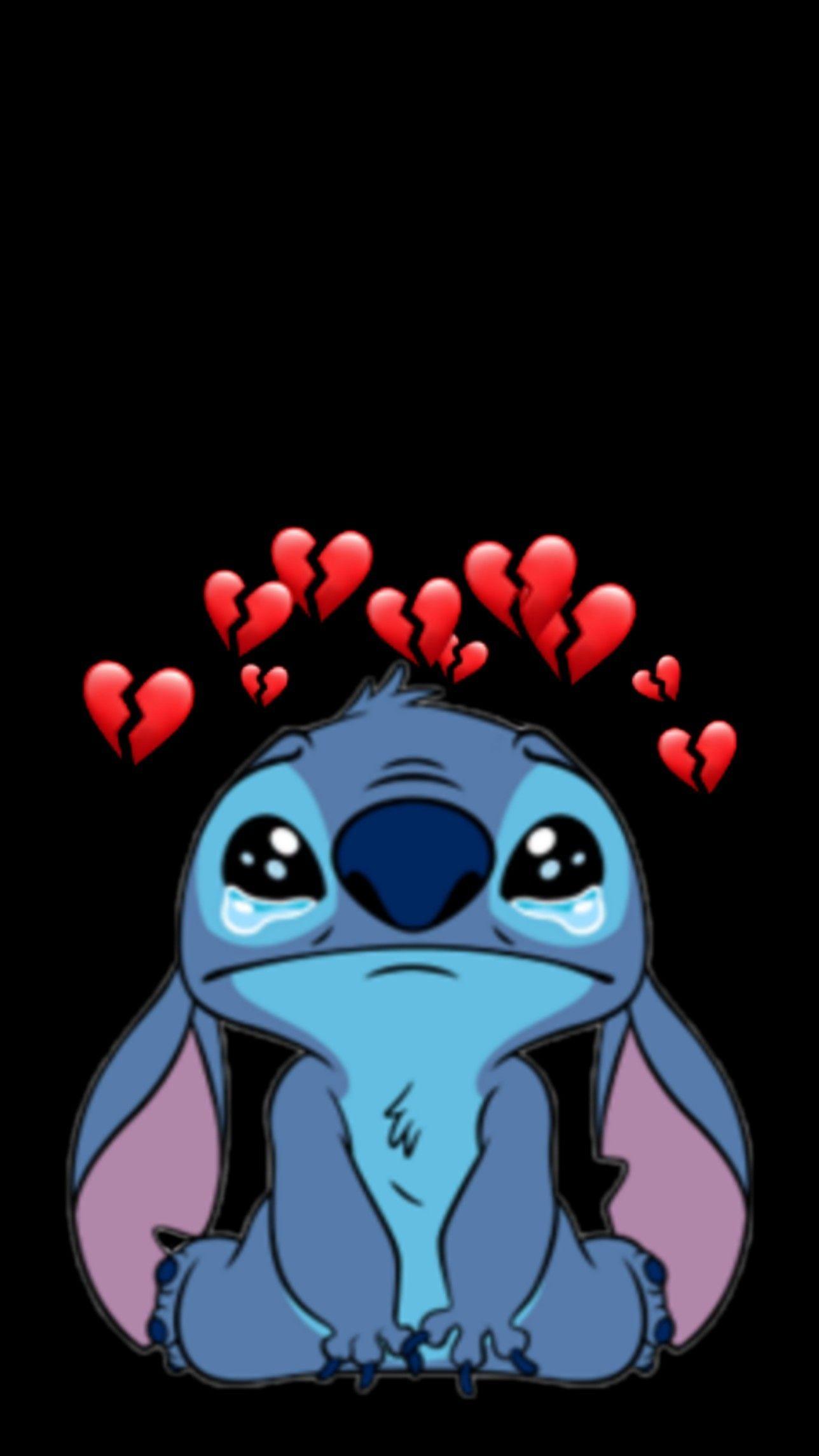 Fond D Ecran Stitch In 2020 Disney Wallpaper Cartoon Wallpaper Iphone Cute Disney Wallpaper
