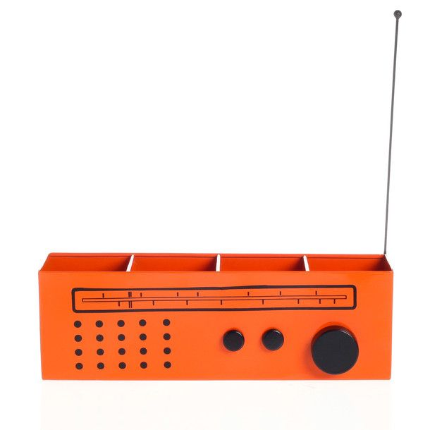 Radio Desk Organizer