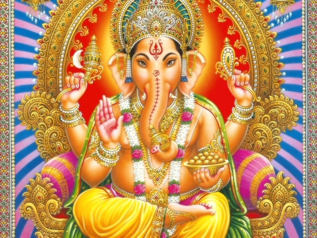 Ganesha-god of obstacles and new beginnings