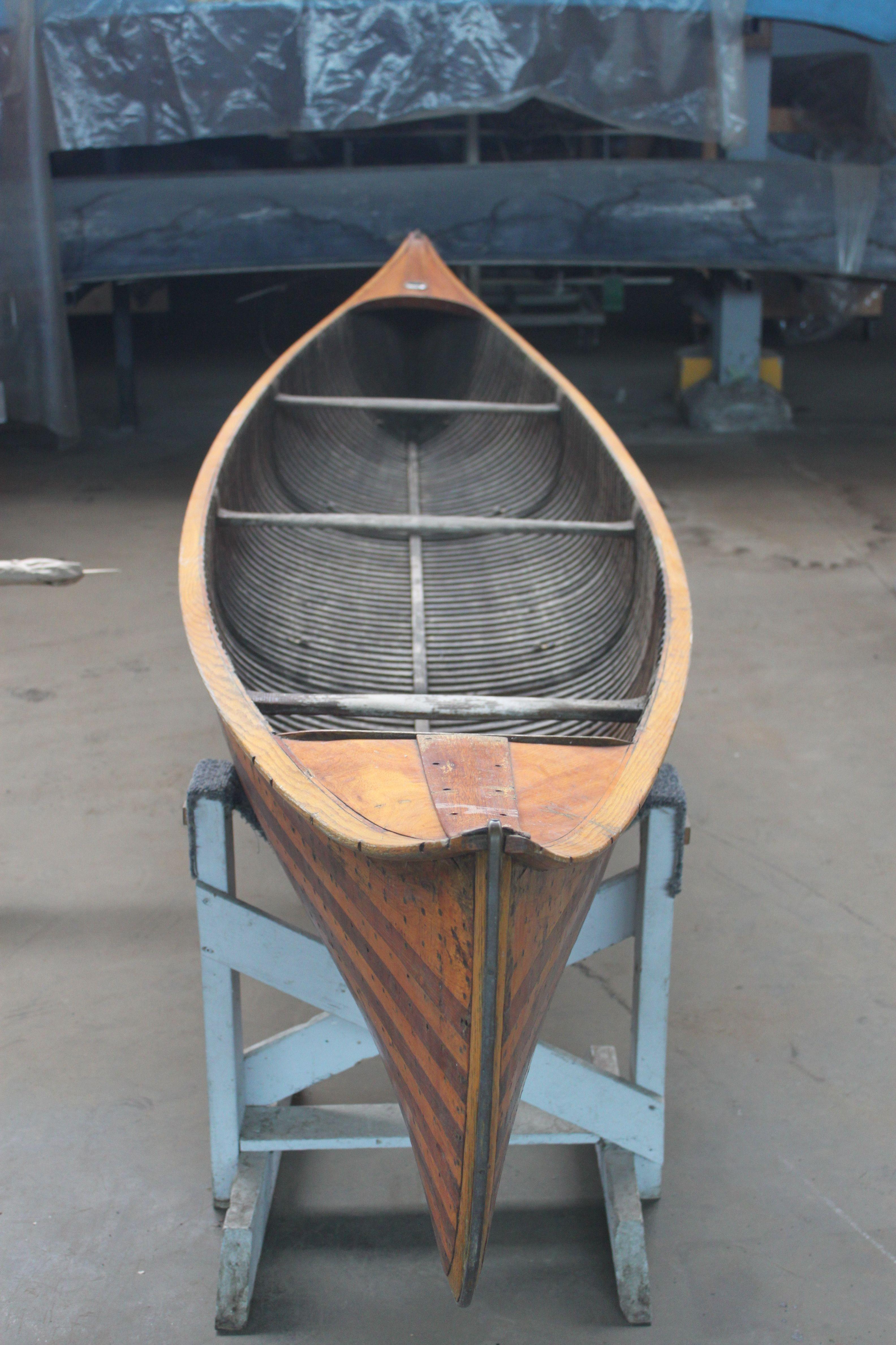 Metal boat strips