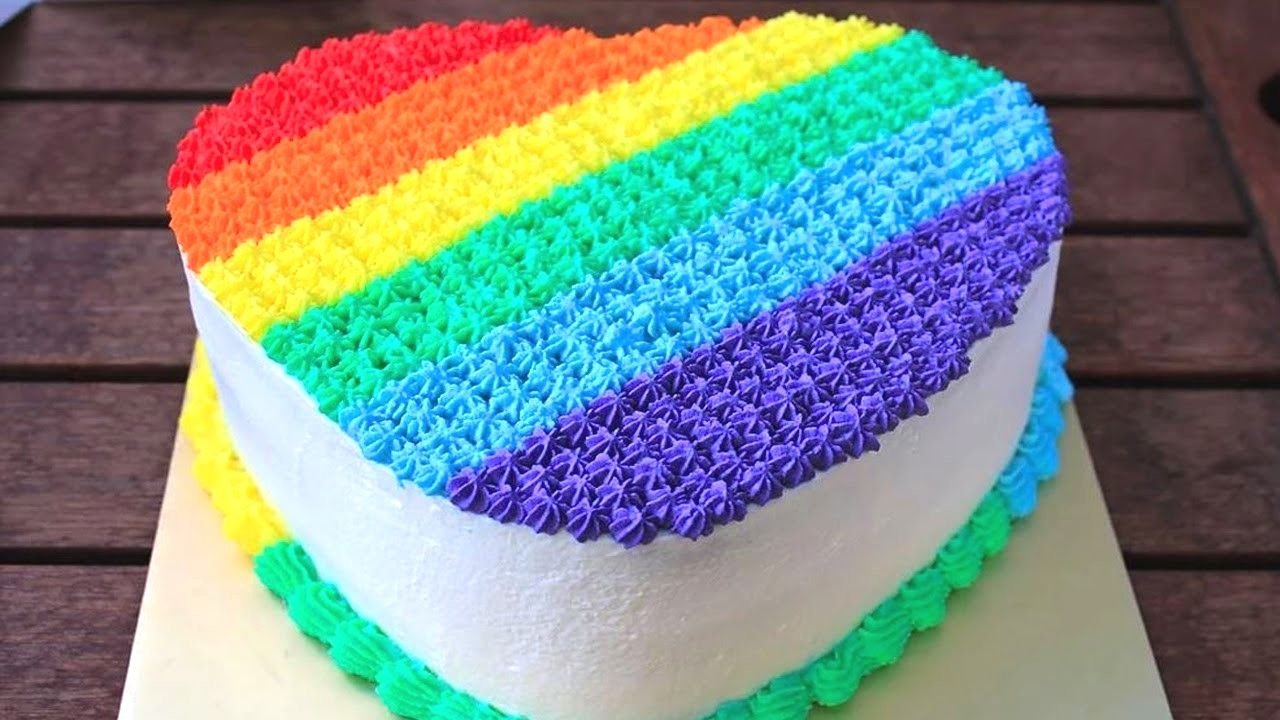 Simple Cake Decorating Techniques Beginners Cake Decorating Videos Cake Decorating Classes Easy Cake Decorating