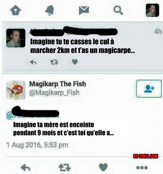Alors c'est ça, un magiclash ? - Be-troll - vidéos humour, actualité insolite
