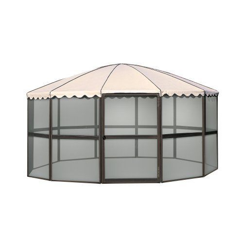 Outdoor-Screen-House-Patio-Enclosure-Shelter-Gazebo-Tent-Sun-Room-Canopy -Square - Outdoor-Screen-House-Patio-Enclosure-Shelter-Gazebo-Tent-Sun-Room