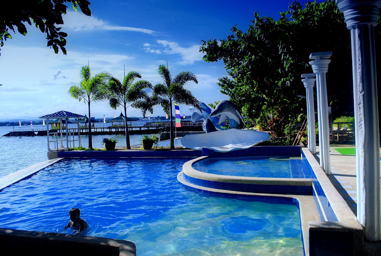 Blue Waters Beach Resort Dream Pools Beach Resorts Davao City