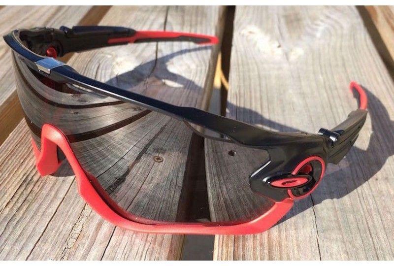 0704915207 Jawbreaker Custom Matte black Prizm daily Polarized