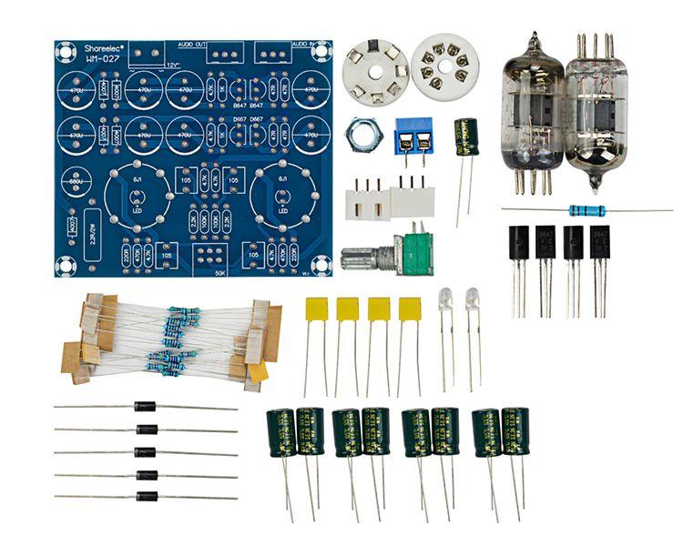 147us aiyima tube amplifiers audio board diy kits