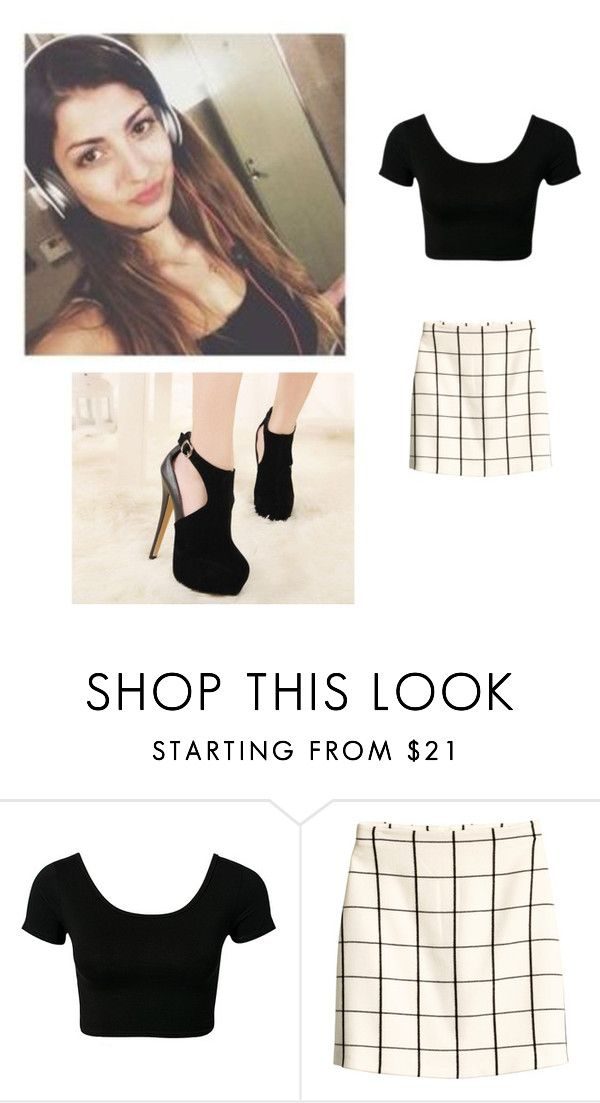 """""""Rachel inspired outfit"""" by clearly-rclbeauty101 ❤ liked on Polyvore featuring H&M, Youtuber, Rclbeauty101 and rachellevin"""
