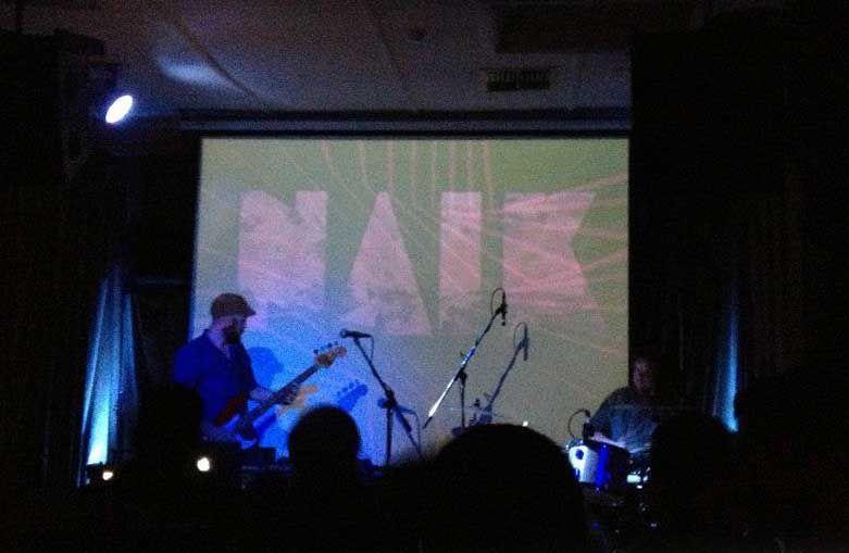Naik Mutating Machines EP Launch at the Bird.