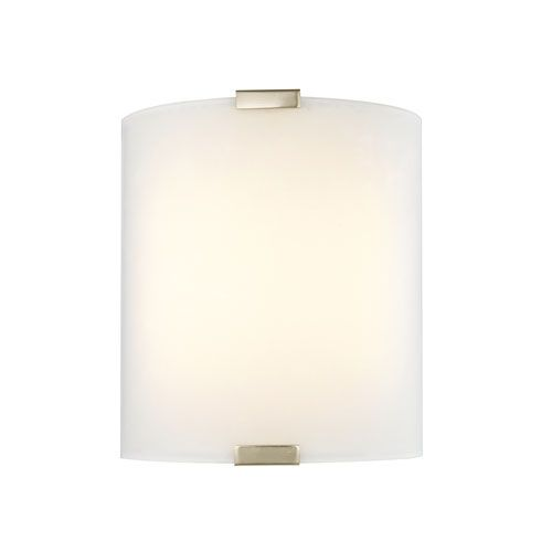 Dolan Designs Satin Nickel 9-Inch LED Wall Sconce in 2018 Products