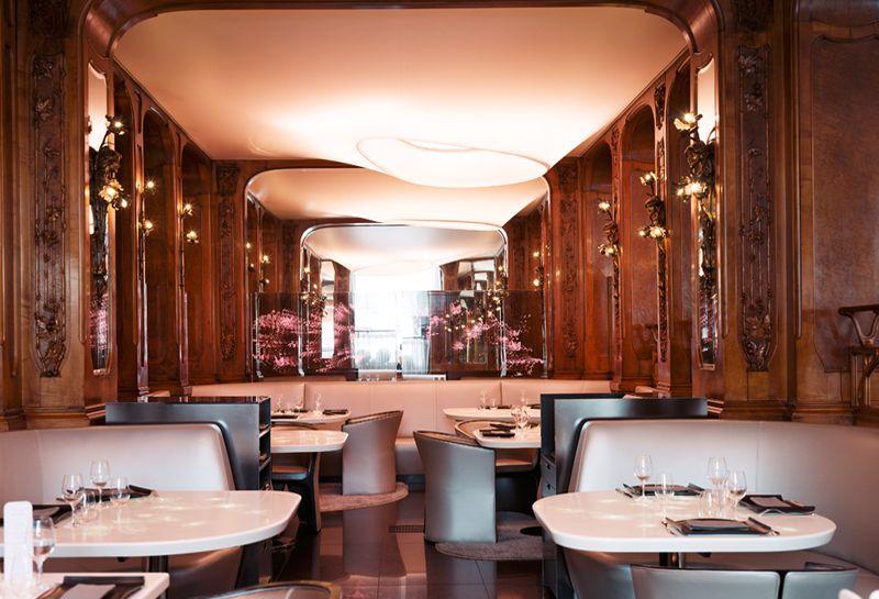 Un restaurant réalisé par Noé Duchaufour Lawrance ! Restaurant ...