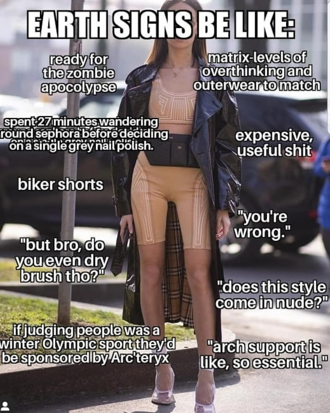 But Make It Fashion Meme