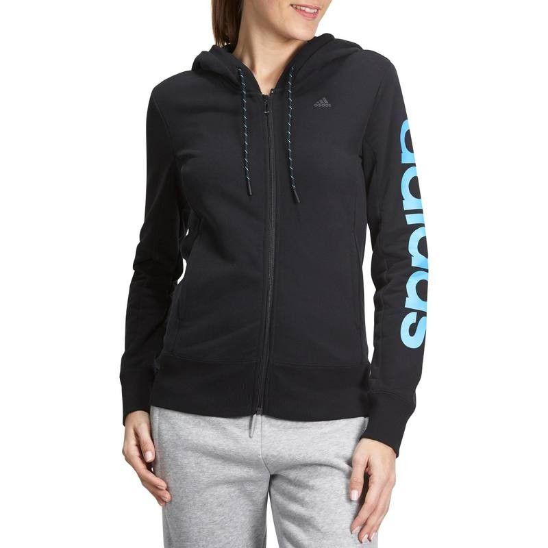 Adidas Capucha Mujer Con Chaqueta qaFw71p1 Deporte kPXuZi