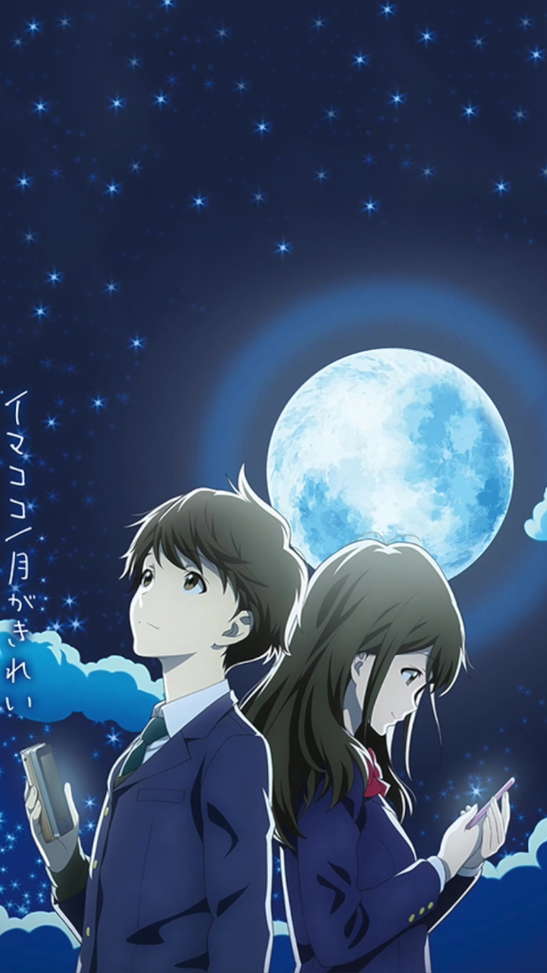 Anime Wallpaper Romantic Wallpaper Nice In 2020 Romantic Anime Anime Anime Backgrounds Wallpapers