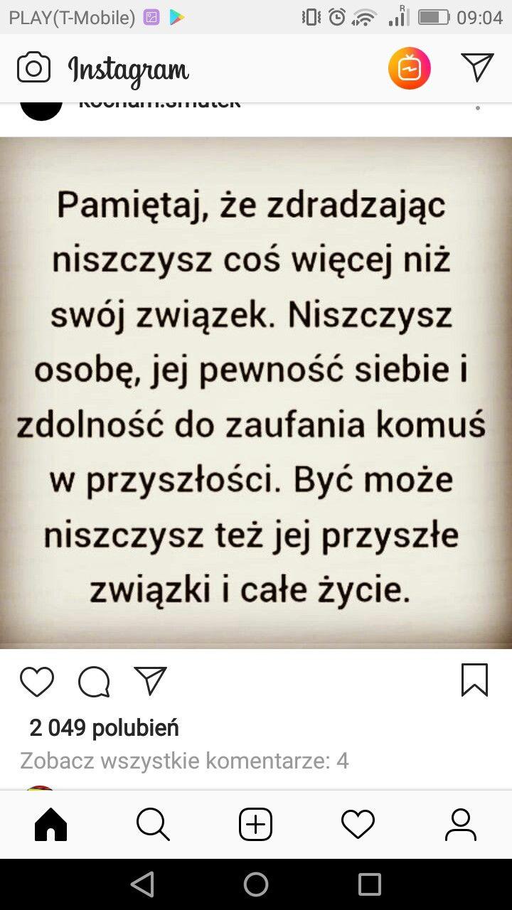 Pin By Zuzanna Zagula On Fajne With Images Cytaty Zyciowe
