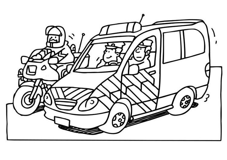Ausmalbilder Polizisten 70 Malvorlage Polizei Ausmalbilder Kostenlos ...