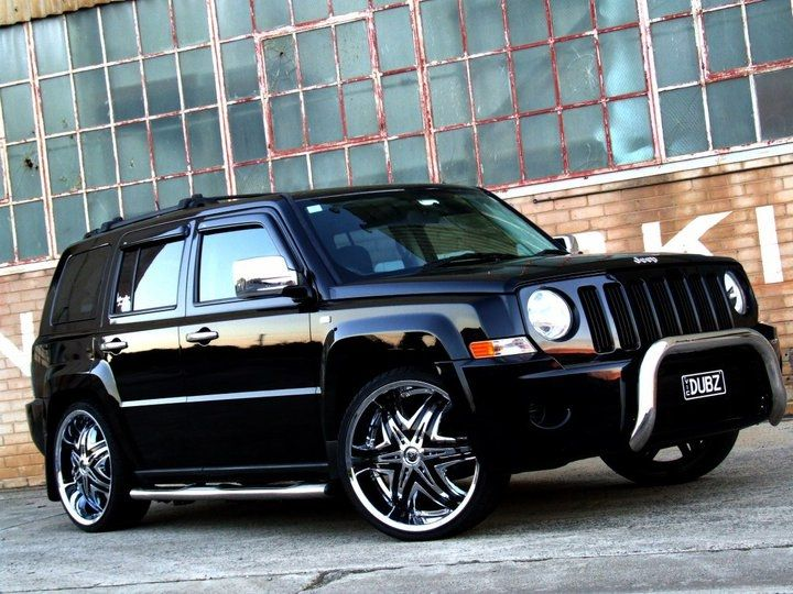Jeep Patriot Rims And Wheels Best 4 Cylinder Suv Jeep Patriot