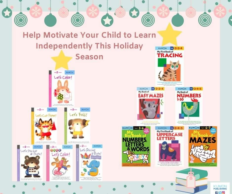 Give The Gift Of Education Fun Learning Wellness Gifts Kumon