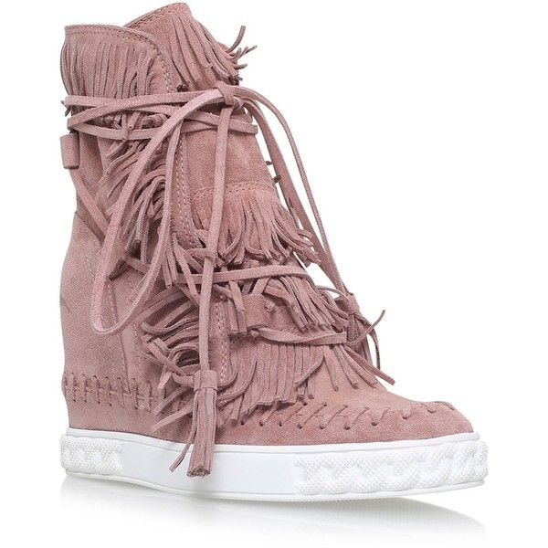 Casadei Chaucer Radical Fringed Wedge Boots available to buy at HarrodsShop womens shoes online and earn Rewards points