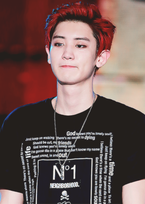 I love this look of Chanyeol. Pls put this picture inside my coffin when I die.