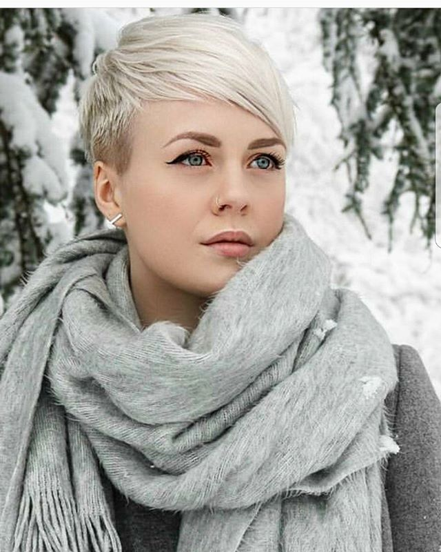 "Short Hair Styles ❤ Pixie Cuts on Instagram: ""Who"