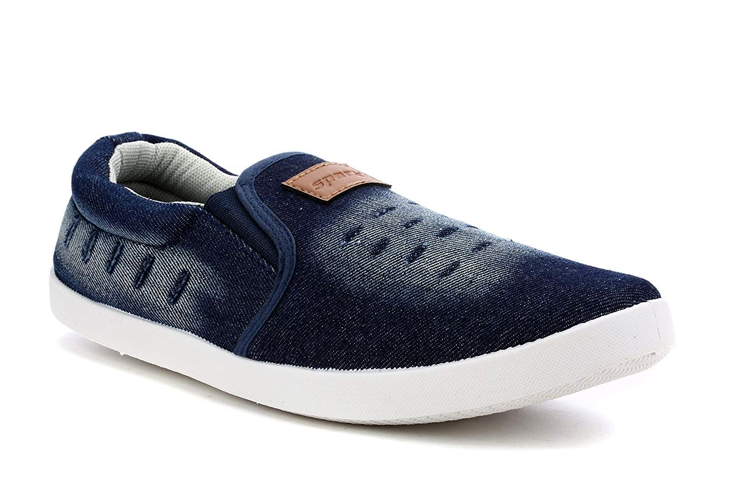Sneakers Loafers Men Loafers Canvas Loafers