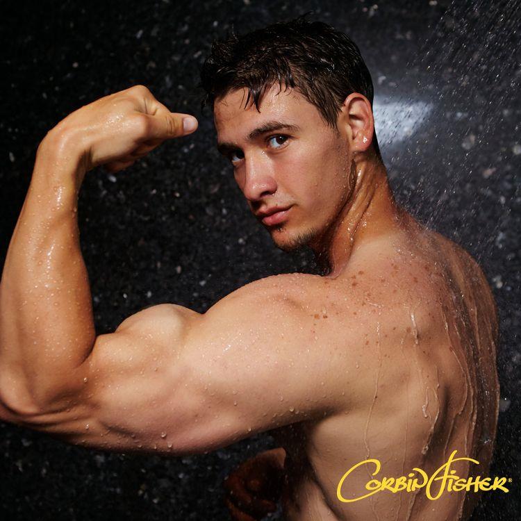Gay man naked random