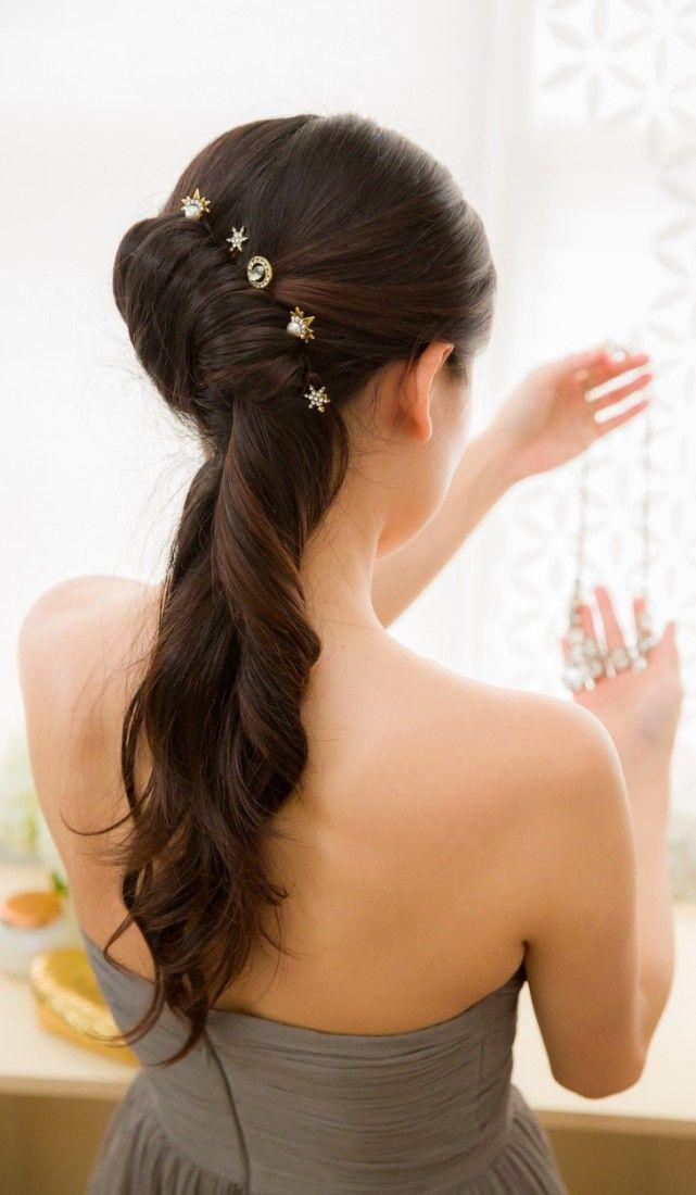 gorgeous hairstyle idea #wedding