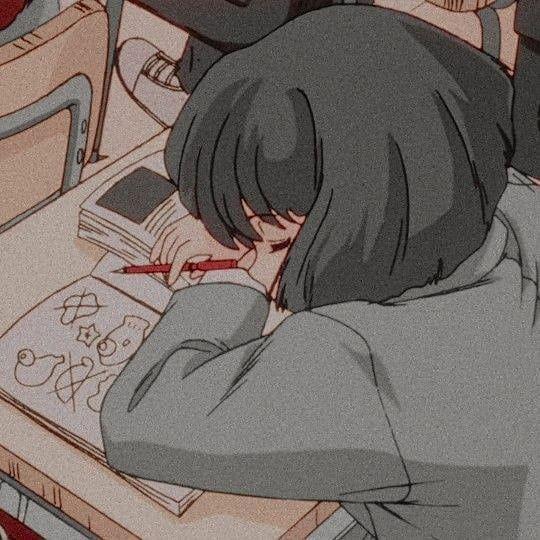 Tired Art Artsy Tumblrgirl Japan Sleep Draw Girl Grey Anime Animejapan Aesthetic Anime Anime Scenery Anime