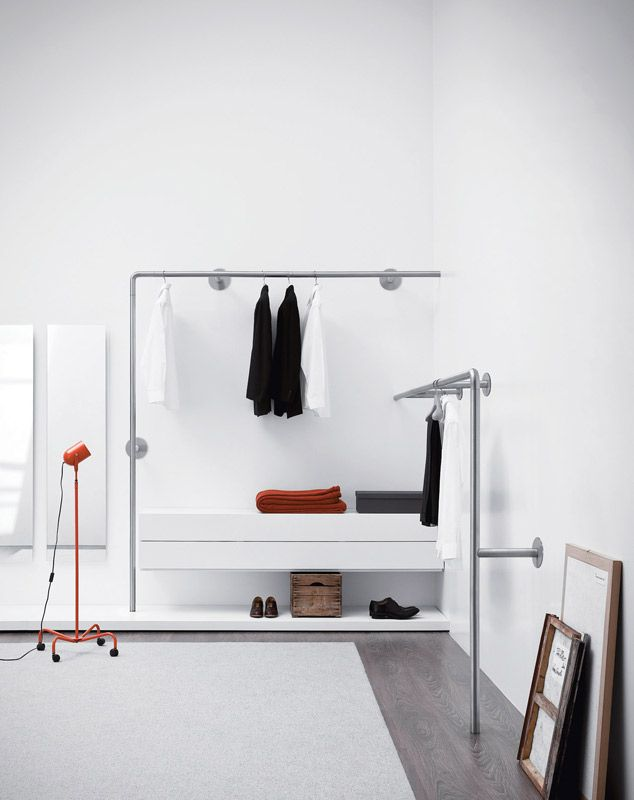 Libera snake pianca design made in italy mobili for Minimal home mobili