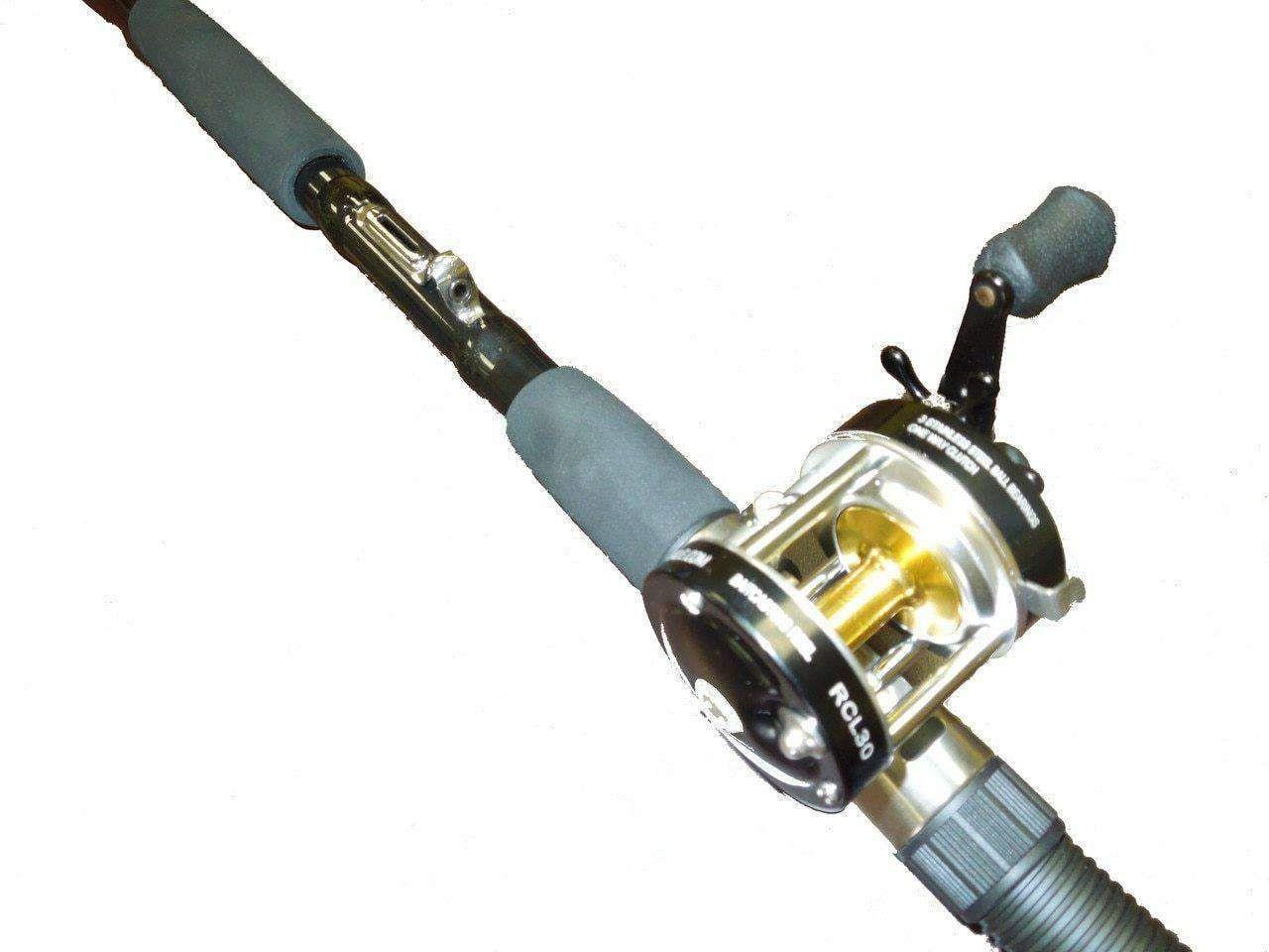 7 ft sabiki bait fishing rod baitcaster reel combo