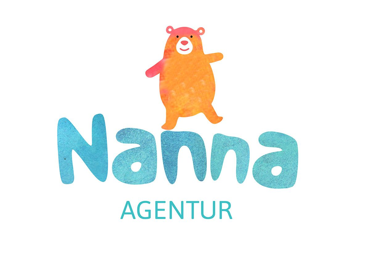 Nanna Babysitter Agency on Behance (With images) | Baby ...