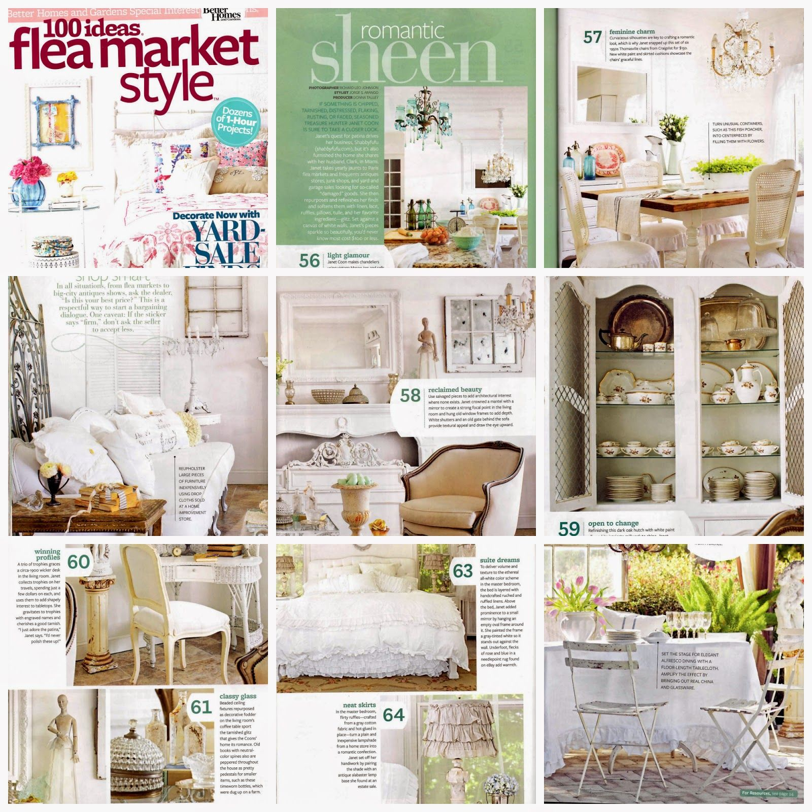 22808416e56c922bee9eef6ebd51d2ab - Better Homes And Gardens Flea Market Style Magazine