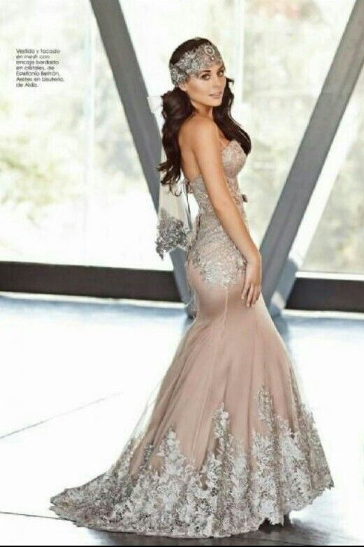 fotos del vestido de novia de zuria vega – vestidos baratos