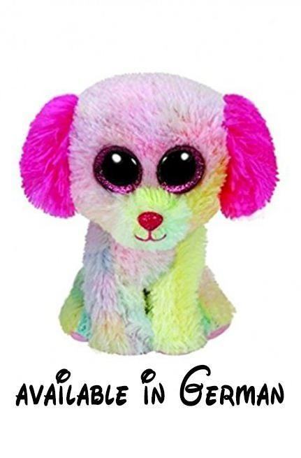TY Beanie Boo Lovesy the Dog 6 by Ty. TY Beanie Boo