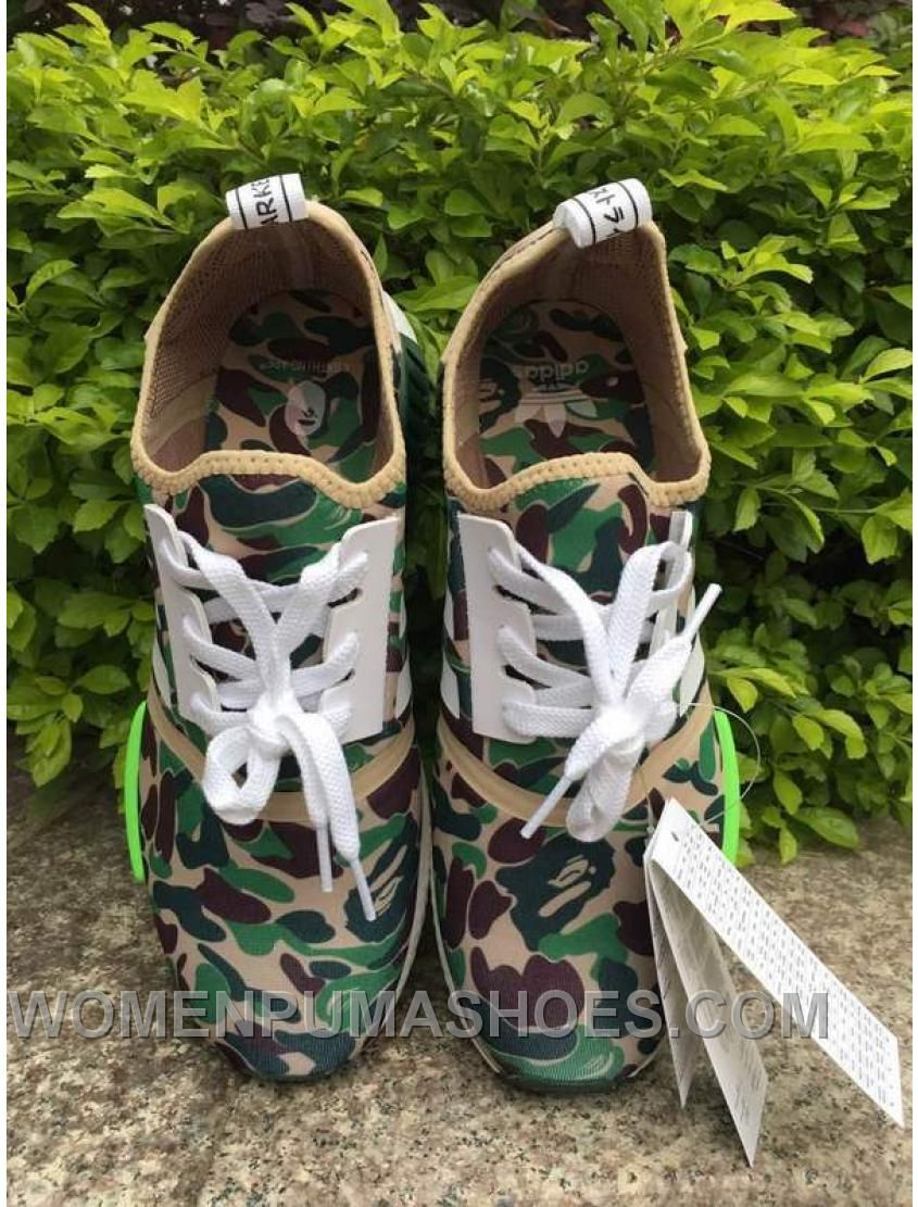 / / adidas originali x bape nmd 37 37 37 mimetico d477ad