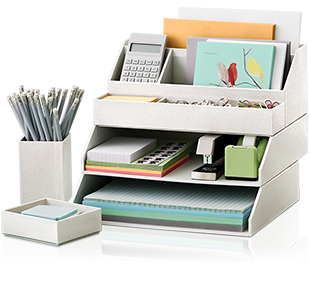 martha stewart home office organization / supplies are baaaack