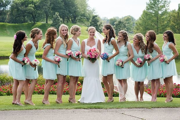 More from Chicago Bella\'s stunning bride Ellen and her Joanna August ...