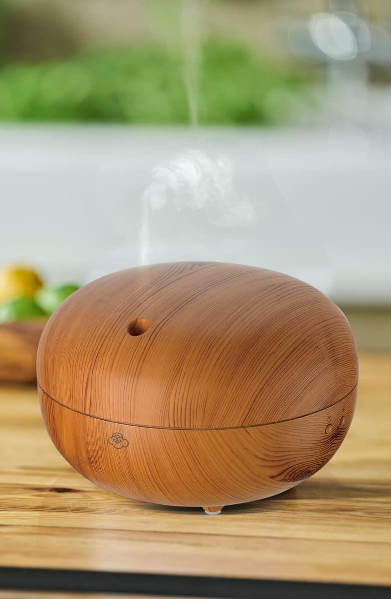 Serene House Ultrasonic Cool Mist Macaron Aromatherapy Diffuser