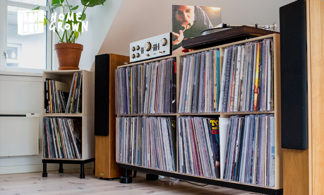 Bored Of Ikea 12 Alternative Ways To Store Your Records The Vinyl Factory Record Storage Vinyl Storage Vinyl Room