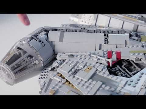 LEGO Star Wars UCS Millennium Falcon (75192) Now Available on Shop ...