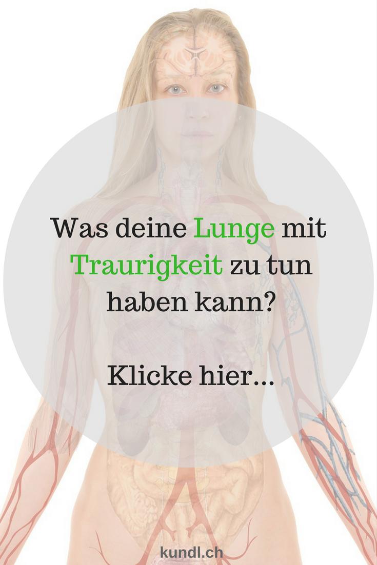 lunge #trauer #organe #gesundheit #gesund #kinesiologie #anatomie ...