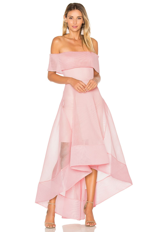Bronx and Banco Tulip Dress en Rubor | REVOLVE | rosas vestidos ...