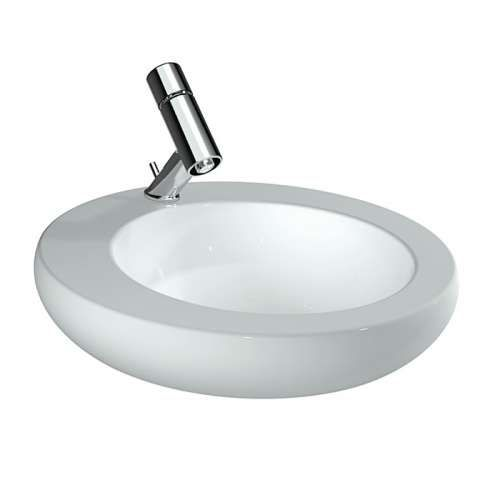 ILBAGNOALESSI One Drop-in Washbasin