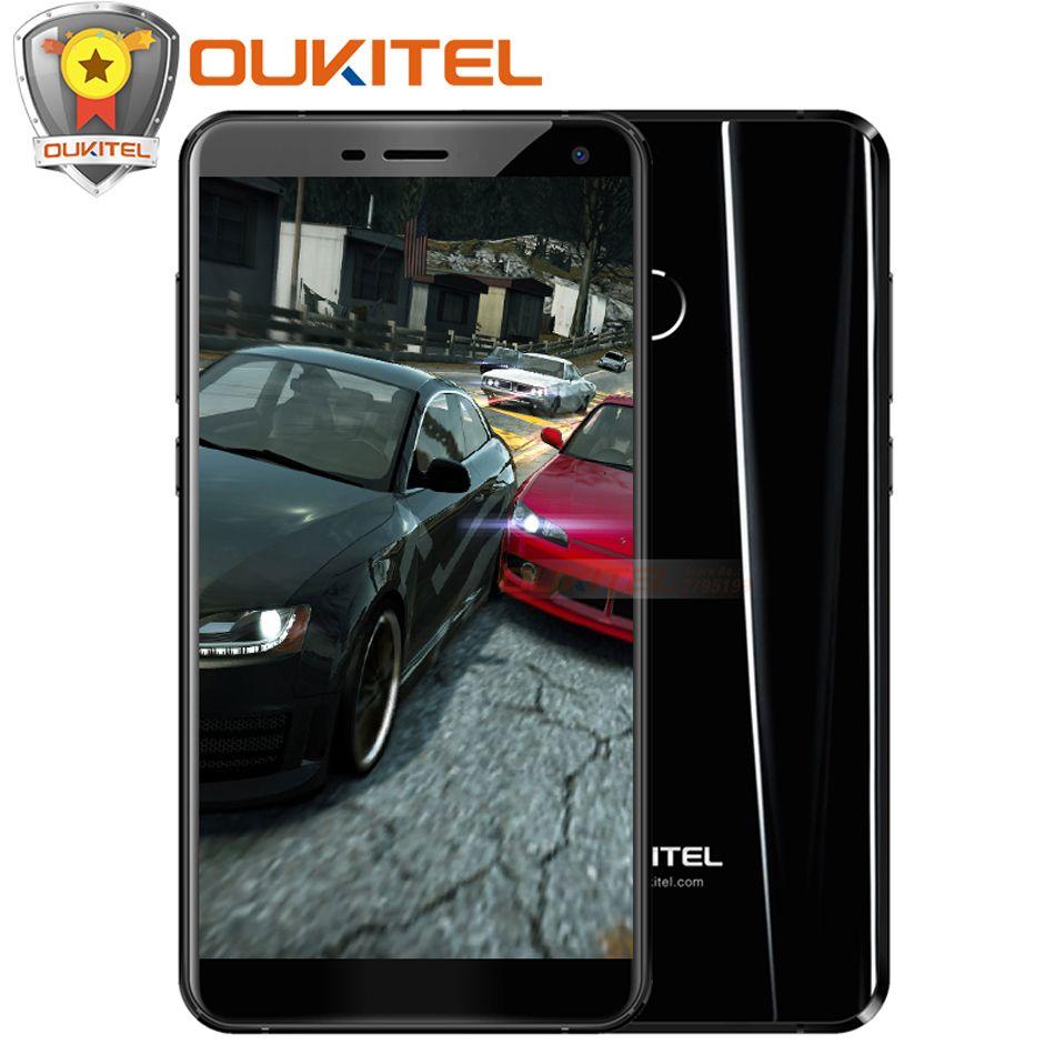 Oukitel U11 Plus 4G LTE Mobile Phone Android 7.0 4G RAM